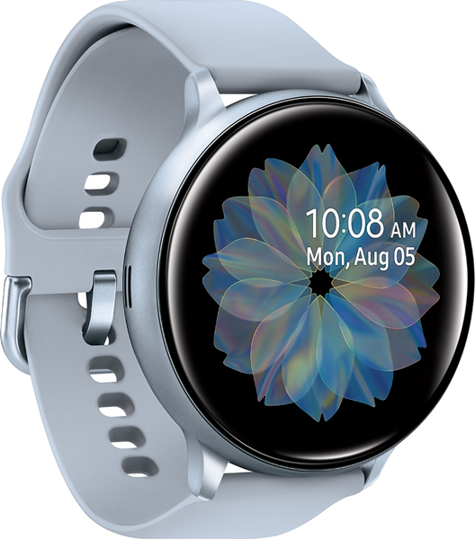 Galaxy watch Samsung Active 2 aluminium 44mm silver